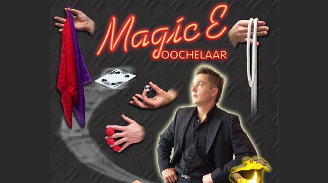 magicE goochelaar